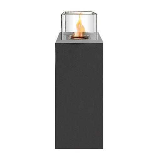 Large Concrete Square Fire Column