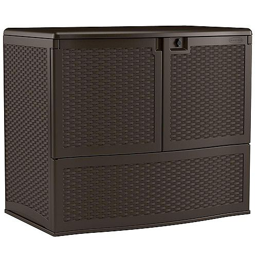 Backyard Oasis 26 cu. ft. Storage and Entertainment Station