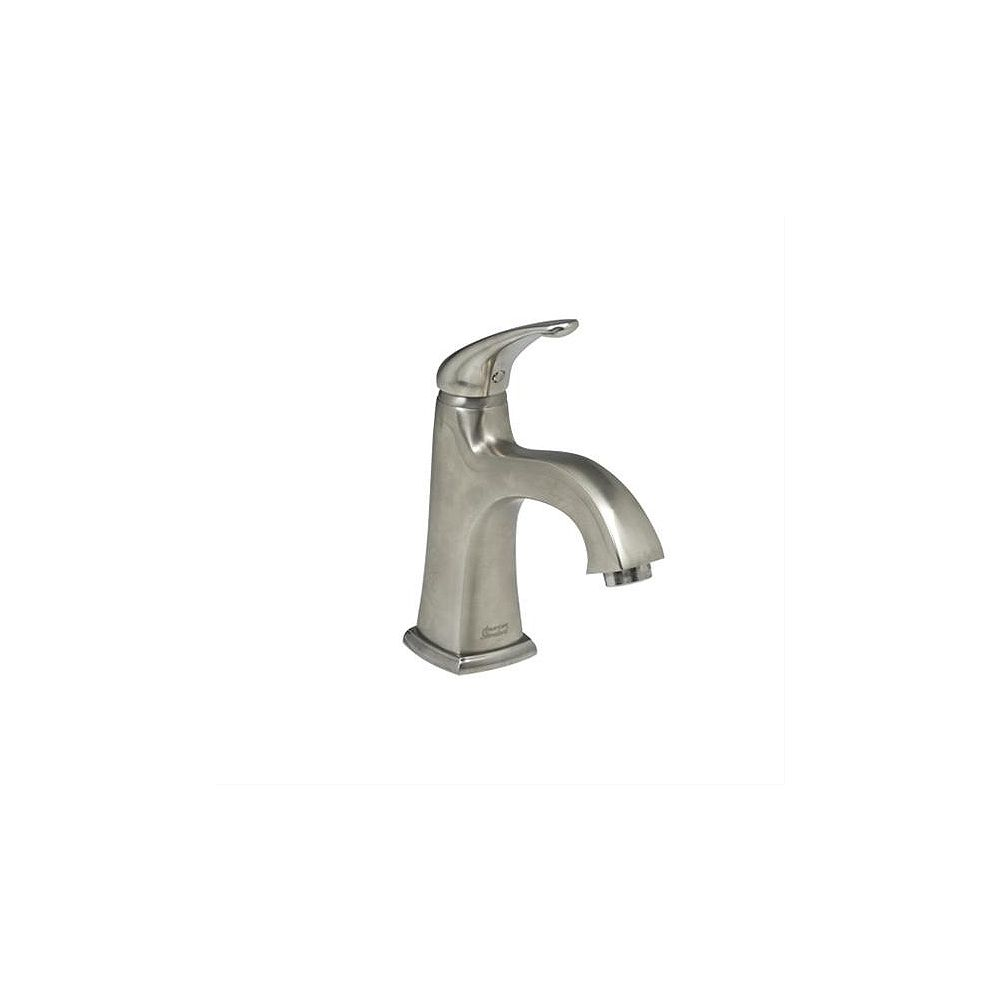 American Standard Tofino Single Hole 1-Handle Mid Arc Bathroom Faucet with Lever Handle in Brushed Nickel