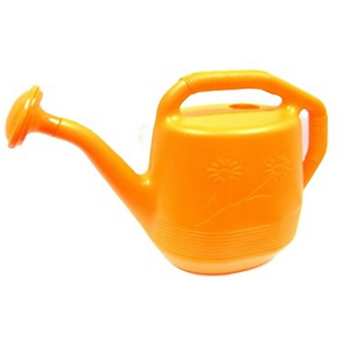 9 L Watering Can in Orange