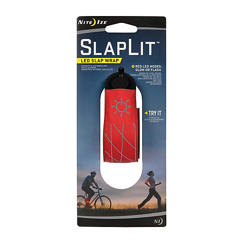 SlapLit LED Slap Wrap