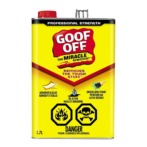 Goof Off Cleaner 3.8L (FG631)
