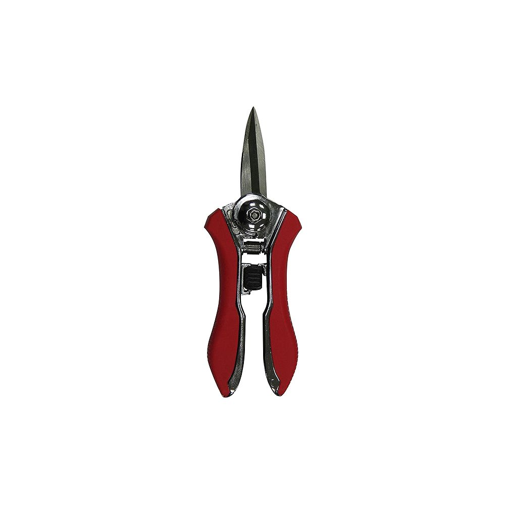 Colourwave Fine point pruners Red