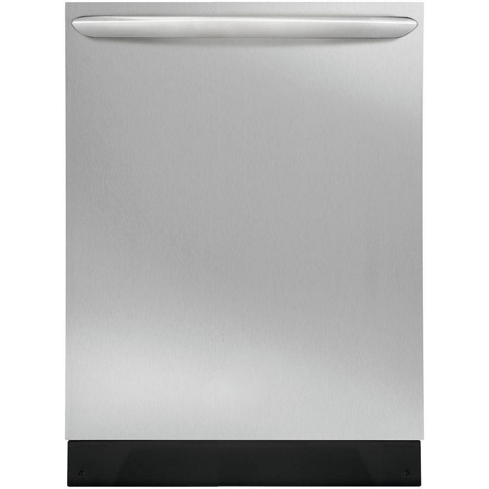 Frigidaire Gallery 24-inch Top Control Built-In Dishwasher in Smudge Proof Stainless Steel - ENERGY STAR®