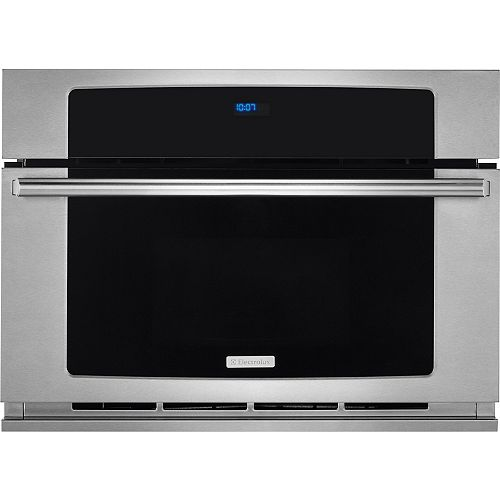 30-inch W 1.5 cu. ft. Built-In Microwave with Drop Down Door in Stainless Steel