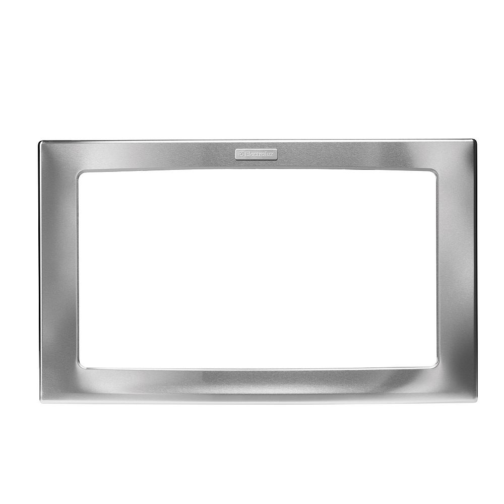 Electrolux 30-inch Trim Kit for Built-In Microwave Oven in Stainless Steel