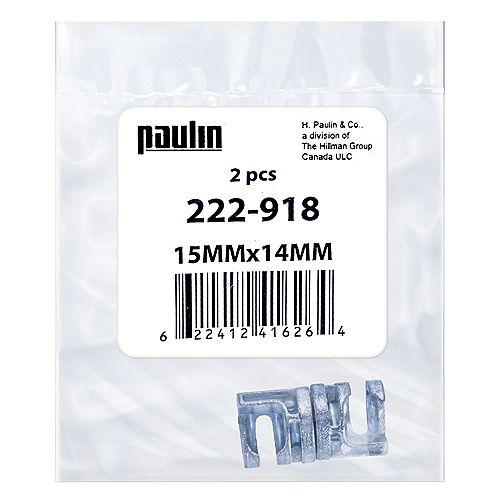 Paulin Raccord À Came 15 mm X 14 mm