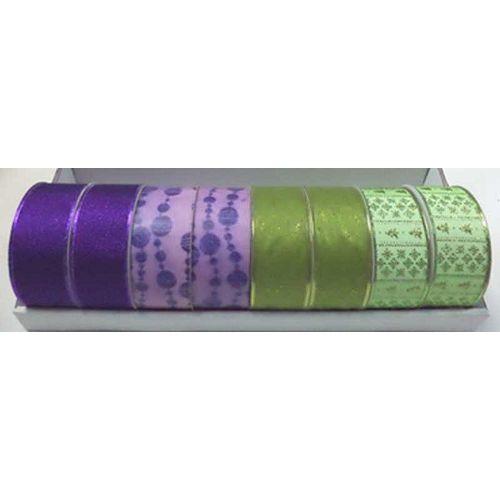 Ruban décoratif, format large, prix à l'unité