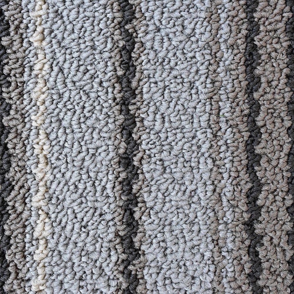 Lanart Rug Kelly Grey 2 ft. x 4 ft.  Indoor Rectangular Accent Mat