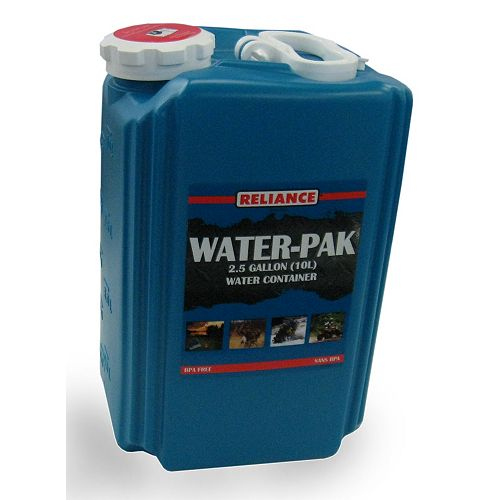 Water-Pak 10L Water Container