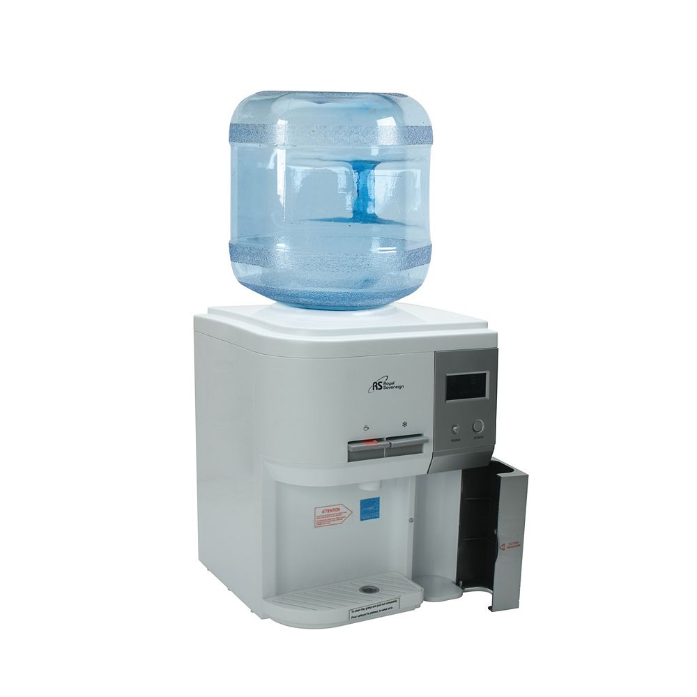 Royal Sovereign Counter Top Water Dispenser