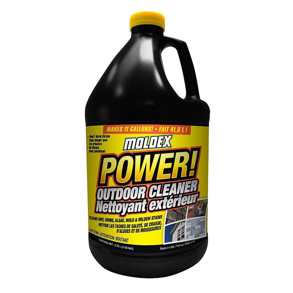 Moldex Power Outdoor Multi-Purpose Cleaner 128oz