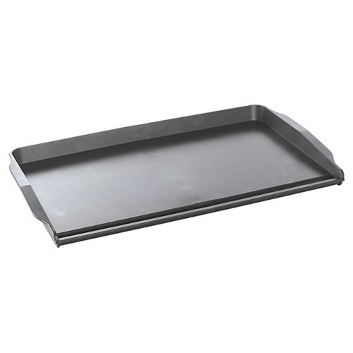 ProCast 2 Burner Backsplash Griddle