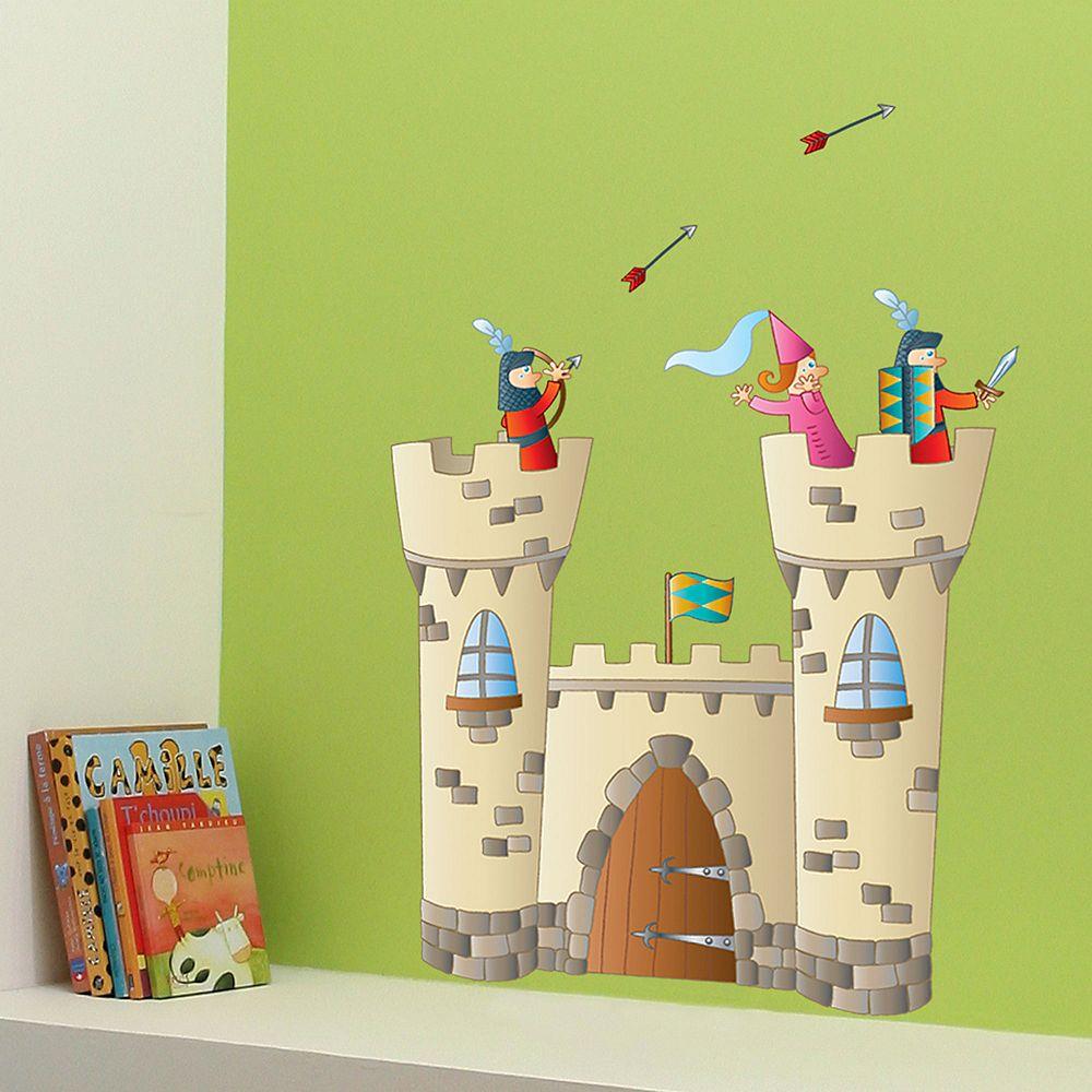 Mia & Co Les chevaliers - Le château