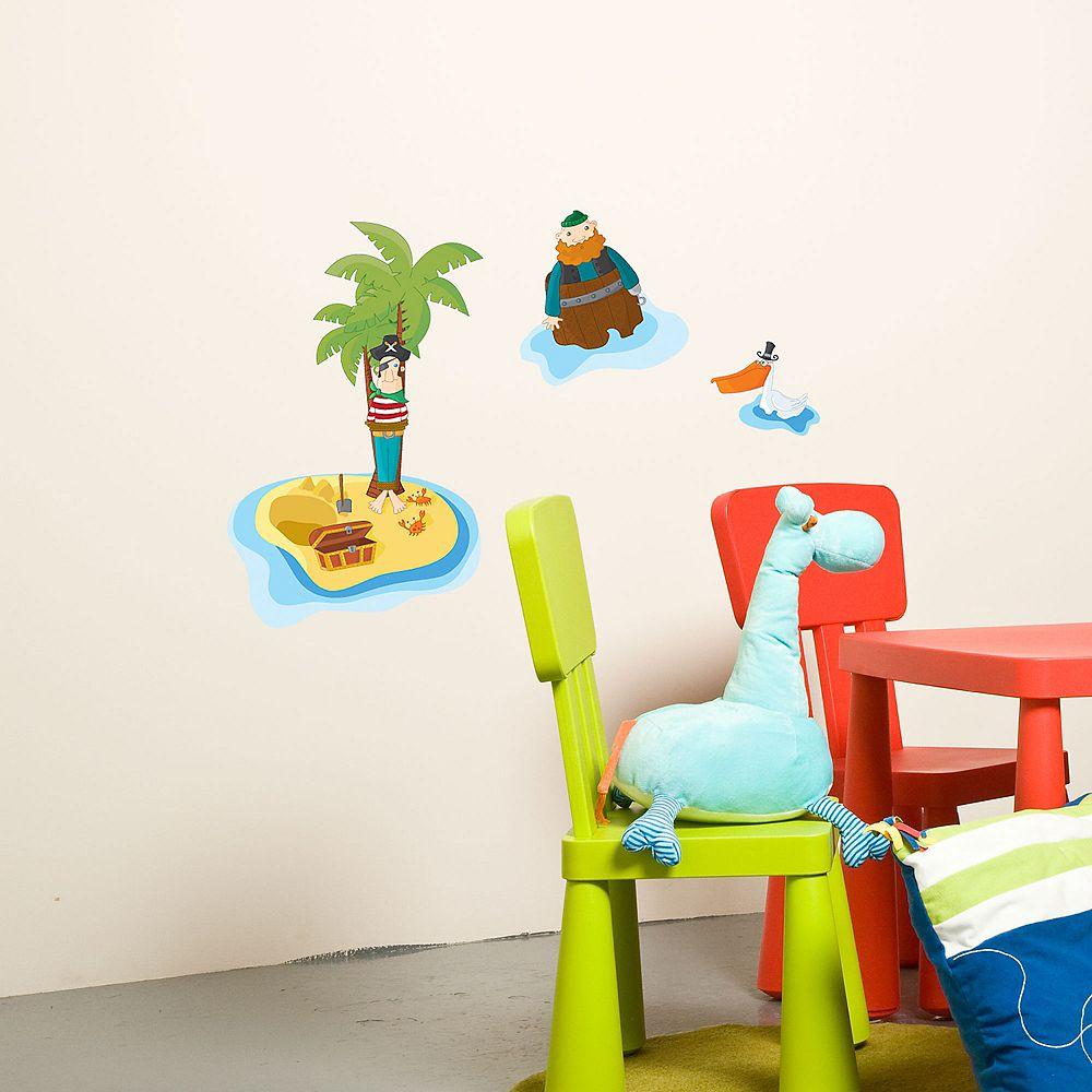 Mia & Co Les pirates - L'ile aux trésors