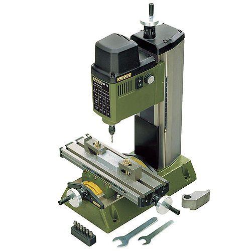 9.45-inch Micro Mill Drill Press