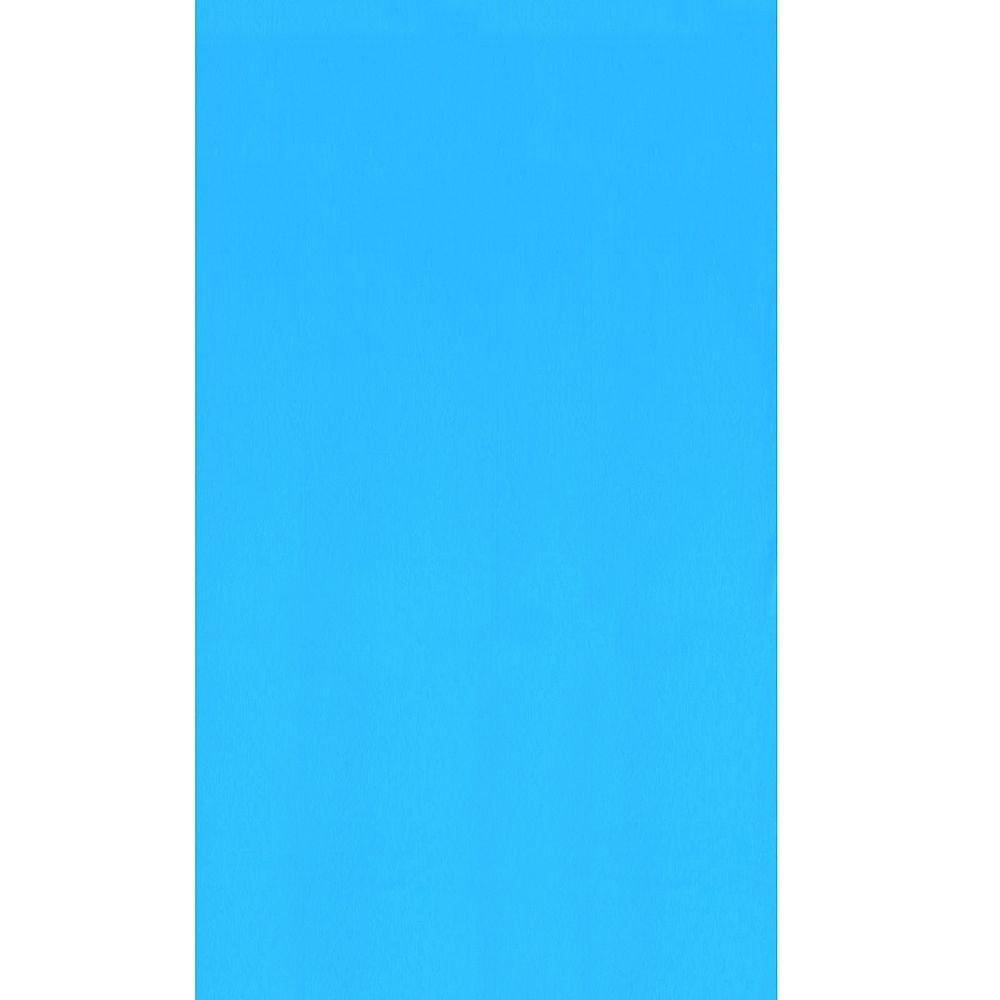 Swimline Blue 18 ft. Round Overlap Pool Liner 48/52-inch Deep