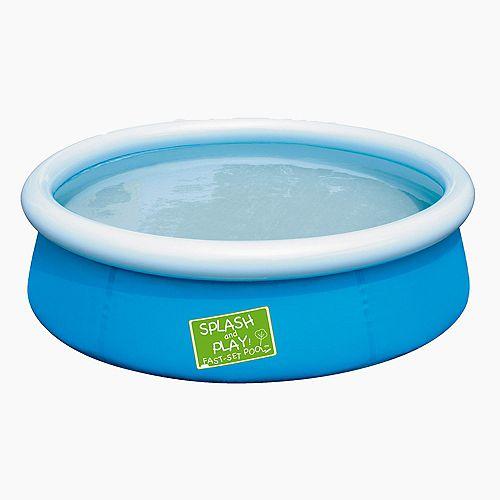 5Feet My First Fast Set Pool - Blue