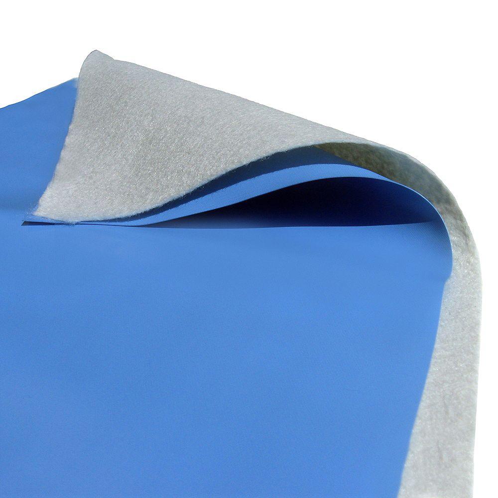 Blue Wave Sous-tapis, 4,9 m x 6 m (16 pi x 24 pi), piscine hors-terre, ovale