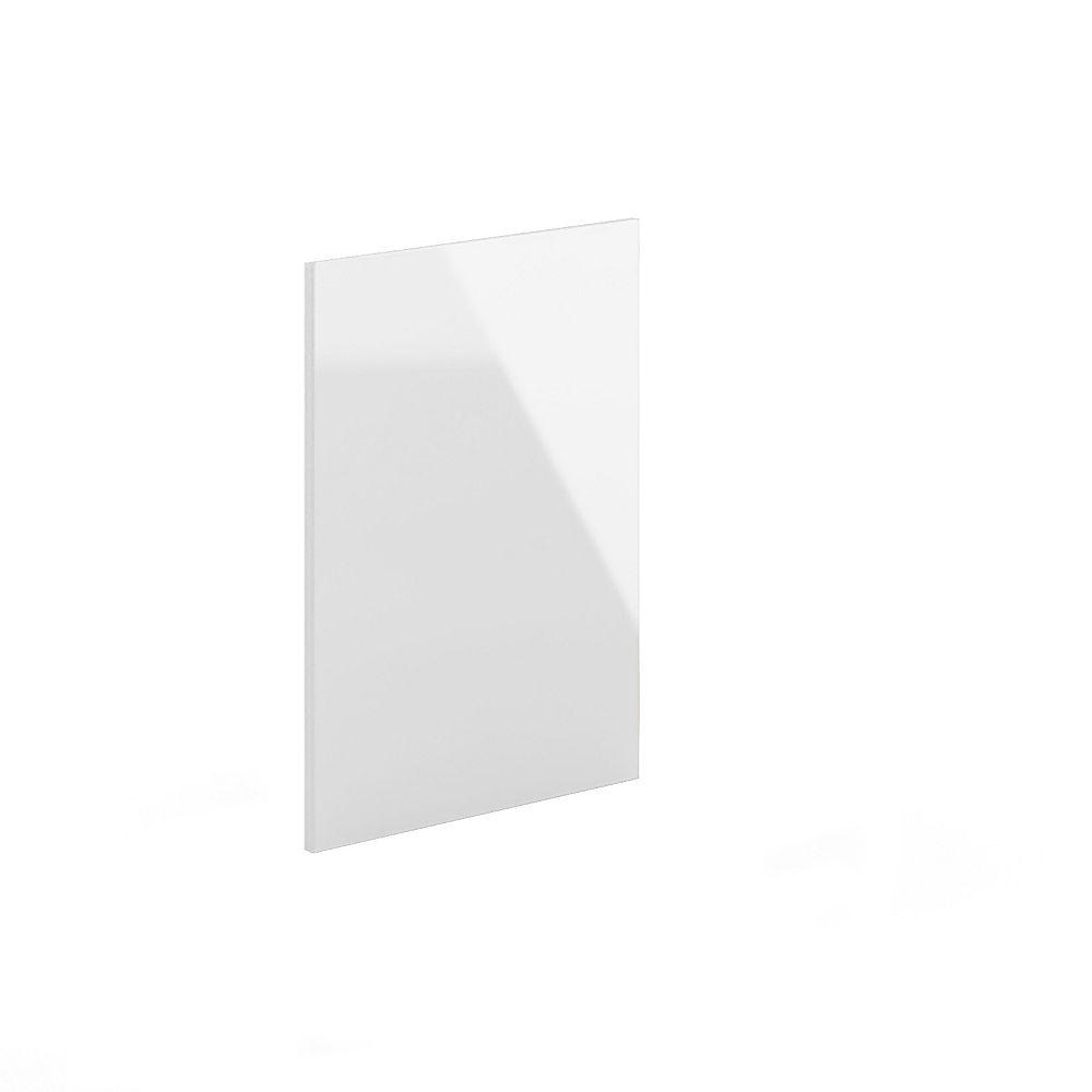 """Eurostyle Panneau 24"""" x 30"""" - Acrylique Blanc Lustré"""
