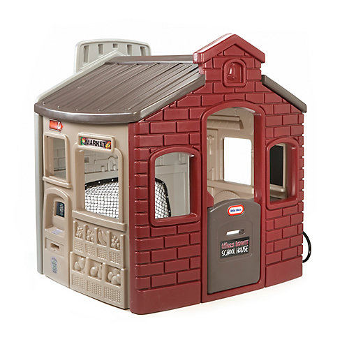 Tikes Town Playhouse