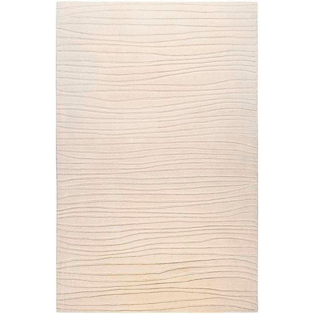 Artistic Weavers Mendoza Off-White 5 ft. x 8 ft. Indoor Contemporary Rectangular Area Rug