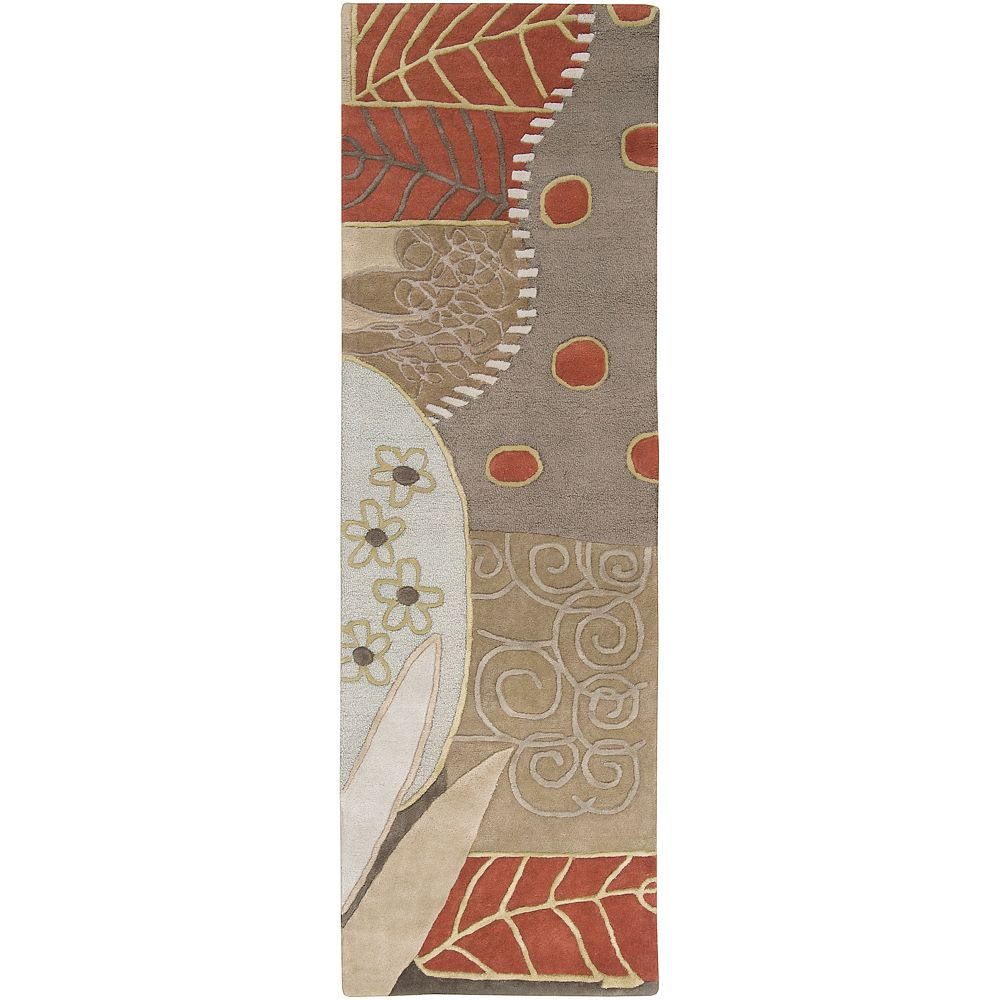 Artistic Weavers Nogales Multi-Colour 2 ft. 6-inch x 8 ft. Runner