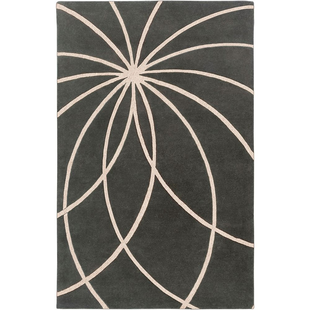 Artistic Weavers Contagem Grey 2 ft. x 3 ft. Indoor Contemporary Rectangular Accent Rug