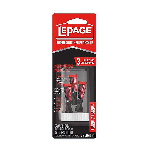 LePage Multi-Purpose Liquid Super Glue