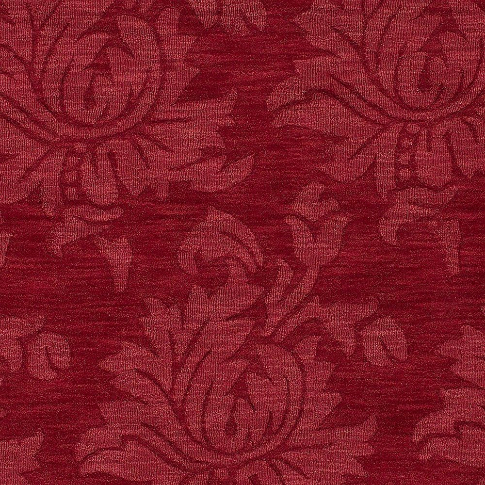 Artistic Weavers Amparo Red 5 ft. x 8 ft. Indoor Contemporary Rectangular Area Rug