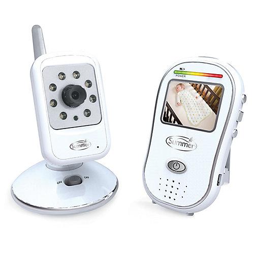 Moniteur bébé vidéo numérique en couleur portatif Secure Sight