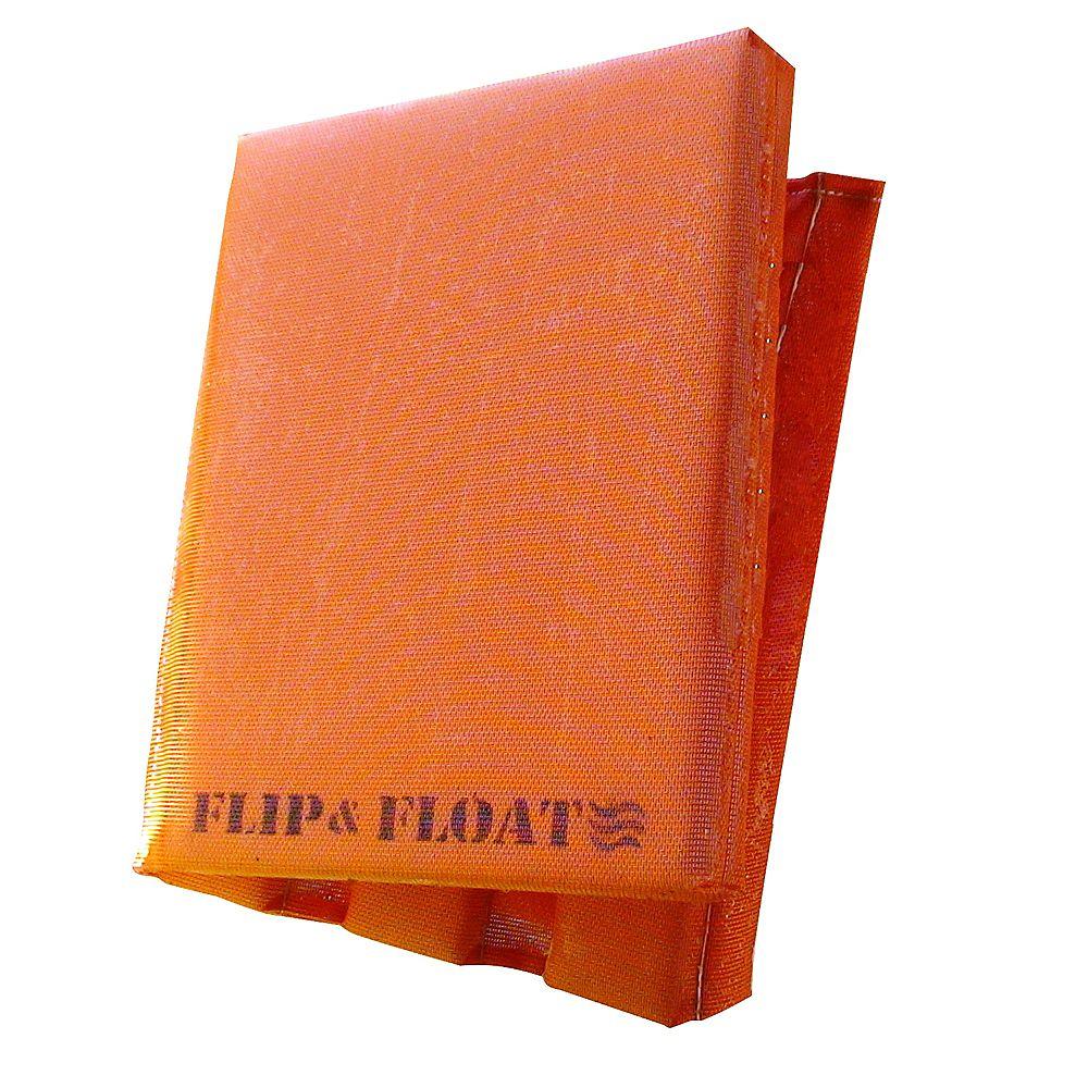 Flip & Float Flip and Float Water Lounge in Orange