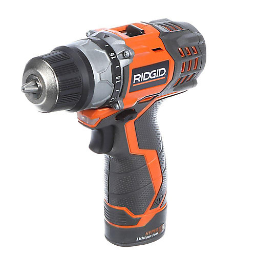 12V Fuego Lithium-Ion Cordless 2-Speed Drill Kit