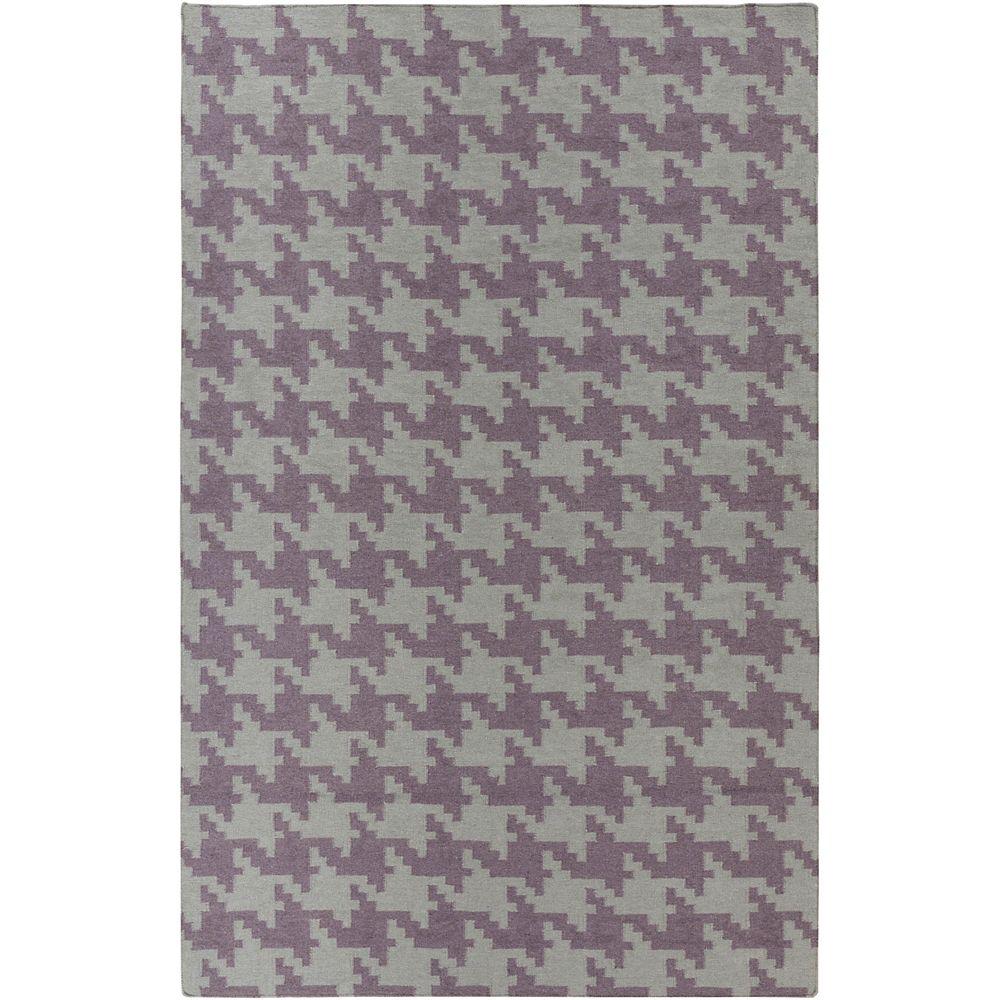 Artistic Weavers Sorocaba Grey 5 ft. x 8 ft. Indoor Contemporary Rectangular Area Rug