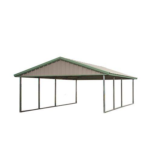16 ft. x 20 ft. Premium Canopy / Carport