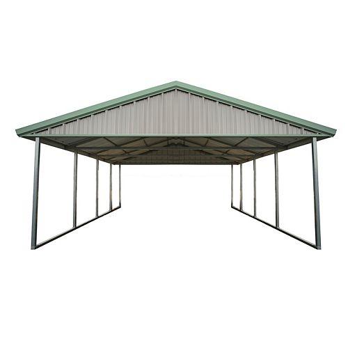 20 ft. x 20 ft. Premium Canopy / Carport