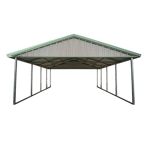 20 ft. x 24 ft. Premium Canopy / Carport