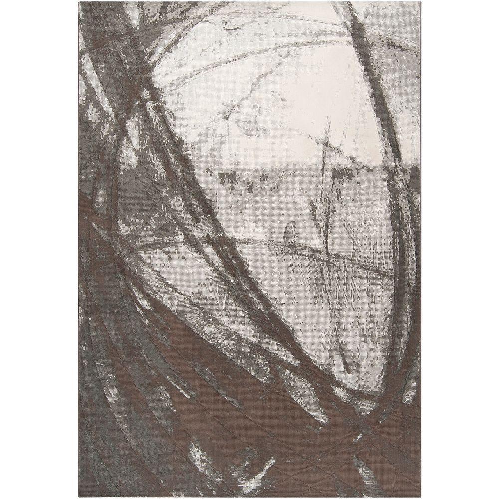 Artistic Weavers Batuco Grey 2 ft. x 3 ft. Indoor Contemporary Rectangular Accent Rug
