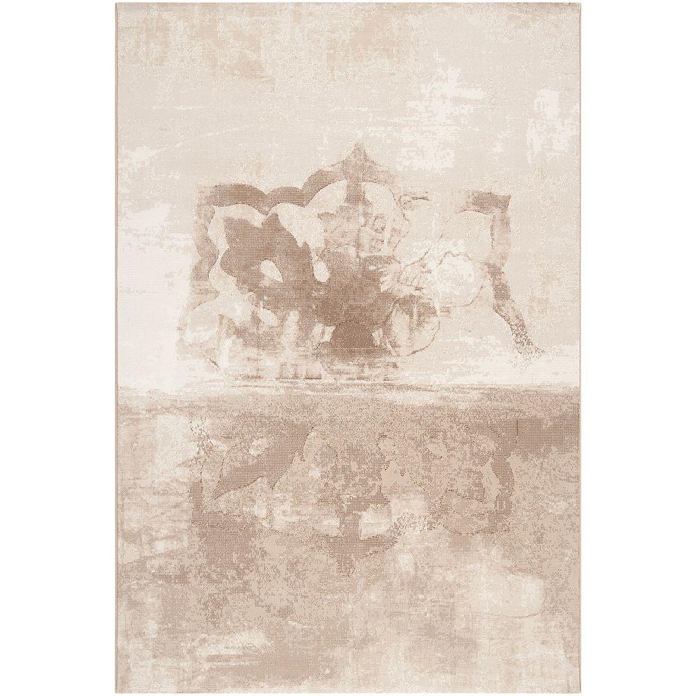 Artistic Weavers Pattaya Off-White 7 ft. 10-inch x 10 ft. Rectangular Area Rug