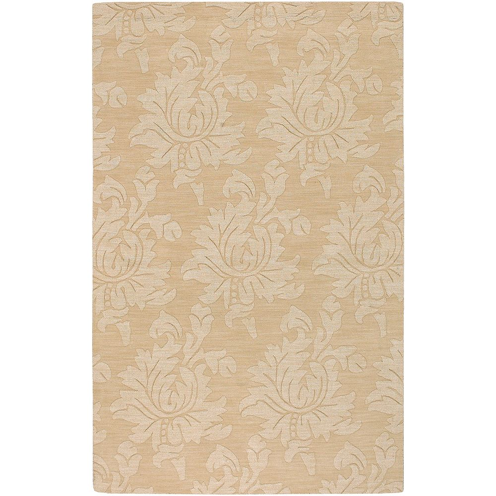 Artistic Weavers Urica Gold 2 ft. x 3 ft. Indoor Contemporary Rectangular Accent Rug