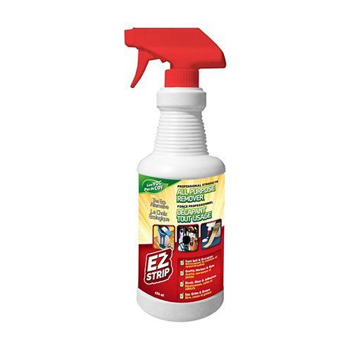 Ez Strip All Purpose Remover 474 M/L Spray Bottle