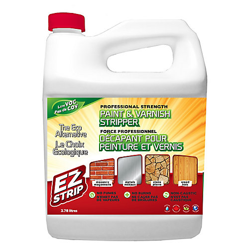 Paint And Varnish Remover 3.78 L Jug