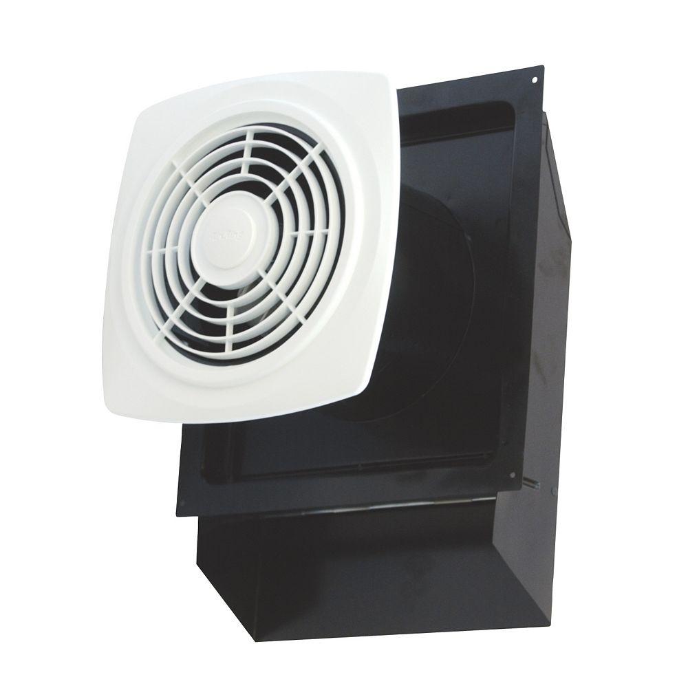 Air King Ltd Ventilateur d'extraction mural 180 PCM@ 6,5 Sones