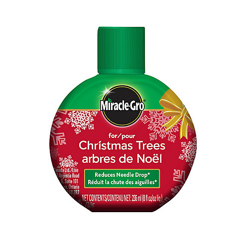 Miracle Gro Christmas Tree Formula
