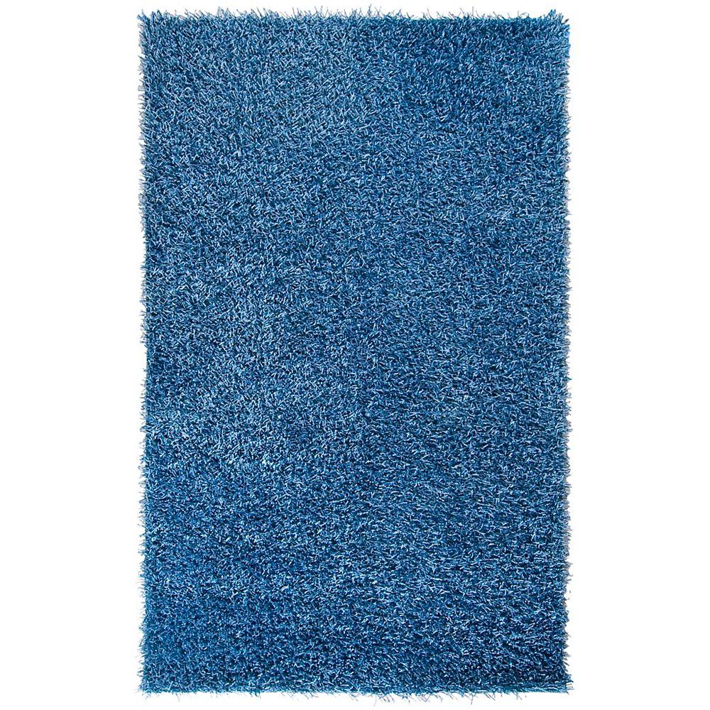 Artistic Weavers Rewa Blue 1 ft. 9-inch x 2 ft. 10-inch Rectangular Accent Rug
