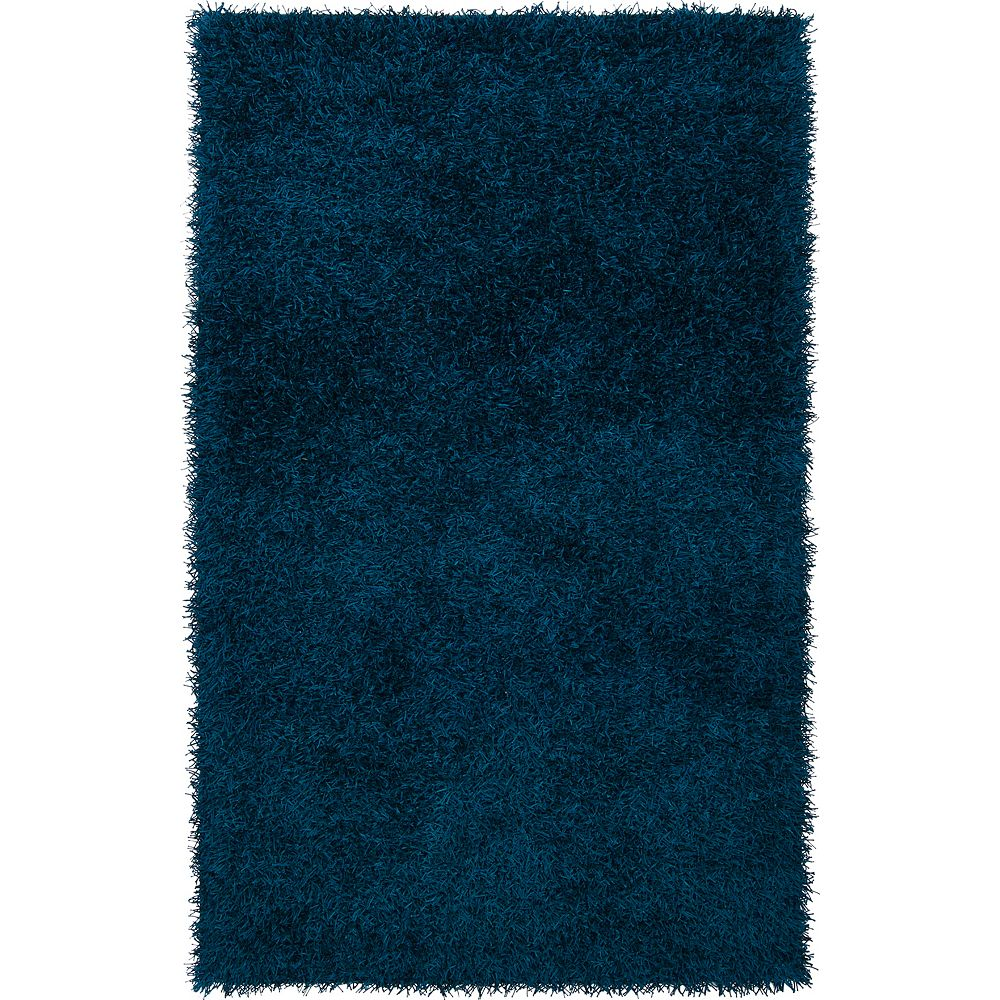 Artistic Weavers Picala Blue 5 ft. x 8 ft. Rectangular Area Rug