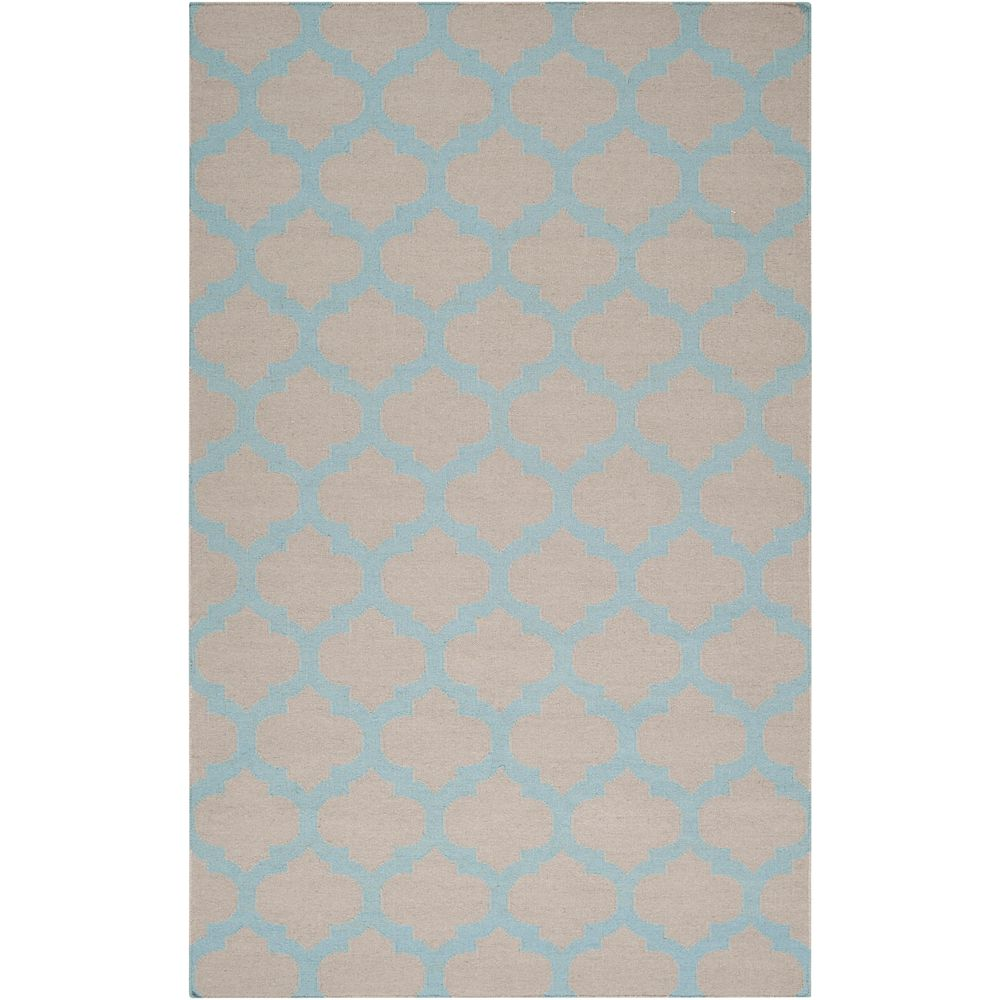 Artistic Weavers Saffre Grey 3 ft. 6-inch x 5 ft. 6-inch Rectangular Area Rug