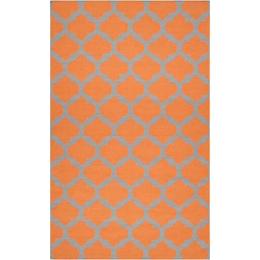 Artistic Weavers Saffre Orange 12 ft. x 13 ft. Indoor Contemporary Rectangular Area Rug
