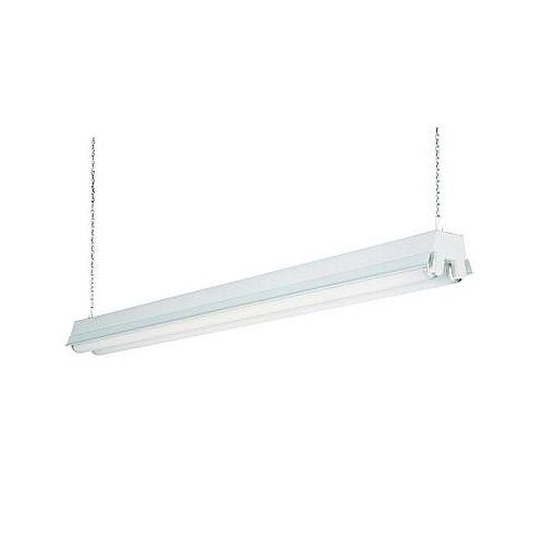 4 ft. 2-Light T8 Shop Light