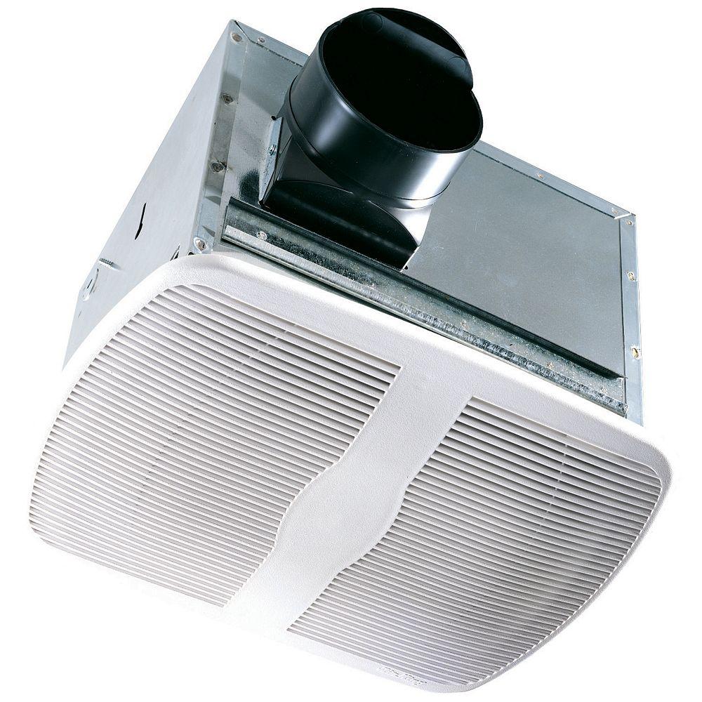 Air King Ltd Ventilateur d'extraction Zone silencieuse ENERGY STAR<sup>®</sup> 50 PCM@ 0,5 Sones              LEED<sup>®</sup> pour les maisons
